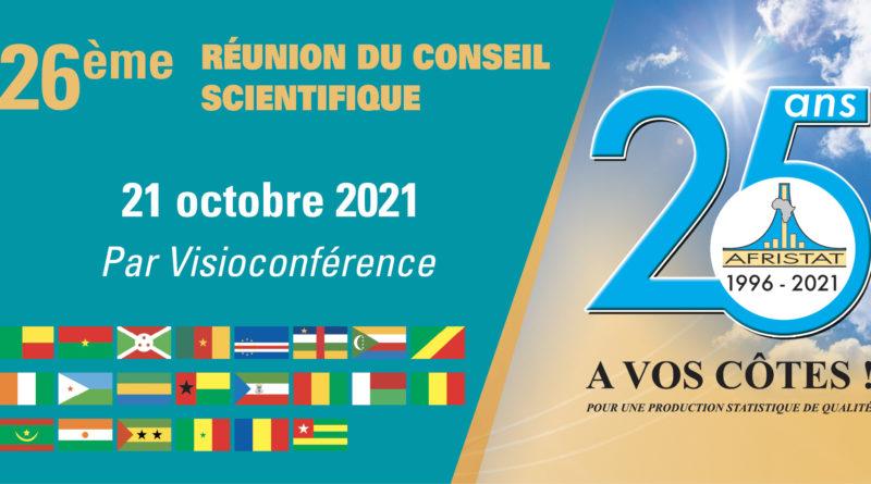 26ème  réunion du Conseil scientifique
