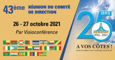 43ème réunion du Comité de direction