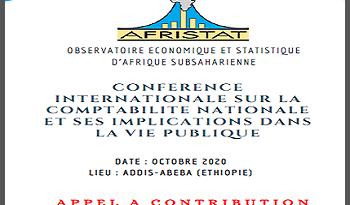 Conférence internationale sur la comptabilité nationale et ses implications dans la vie publique