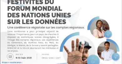 Conférence régionale sur les comptes nationaux