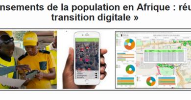 Webinaire: Recensement de la population en Afrique