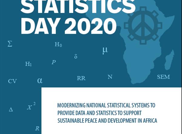 AFRICAN STATISTICS DAY 2020
