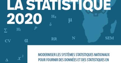 JOURNEE AFRICAINE DE LA STATISTIQUE 2020